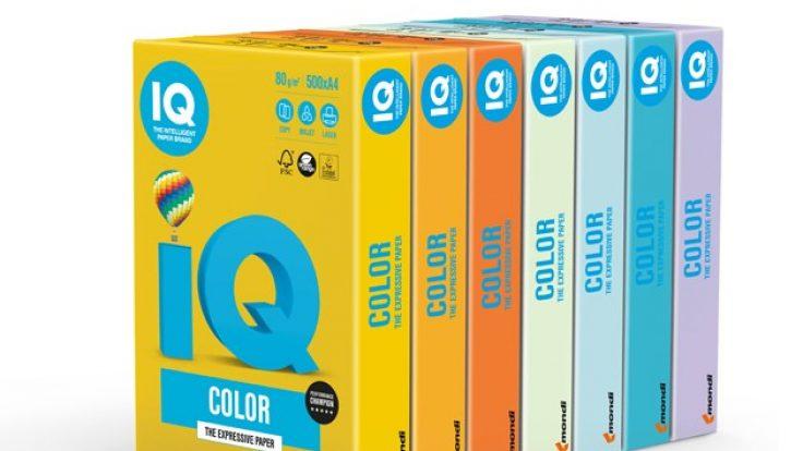 Renkli A 4 ve A3 Kağıt grubu Ürünler